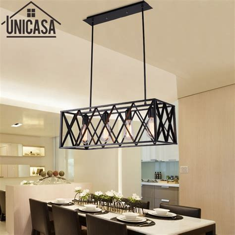 Kitchen Island Pendant Lights Antique Wrought Iron