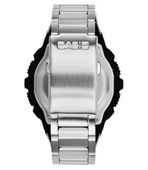 Jam Tangan Casio Ae 2000 W casio jam tangan ae 2000 wd 1 avdf silver tokospot