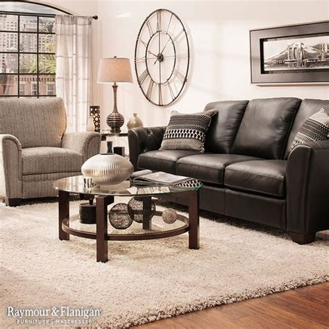 family room leather sofa ideas living room design with black leather sofa black leather