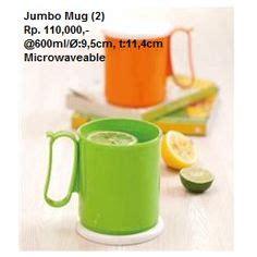 Jumbo Mug Tupperware 2 Buah tupperware chip and dip ukuran besar daftar harga