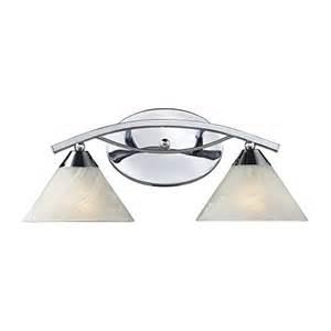Bathroom Light Fixture Extension Elk Lighting 17021 2 Elysburg 2 Light Contemporary