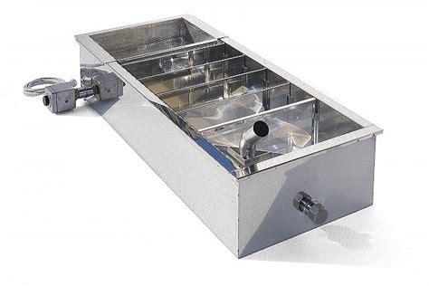 vasca plexiglass vasca di pescaggio a parete doppia inox con coperchio