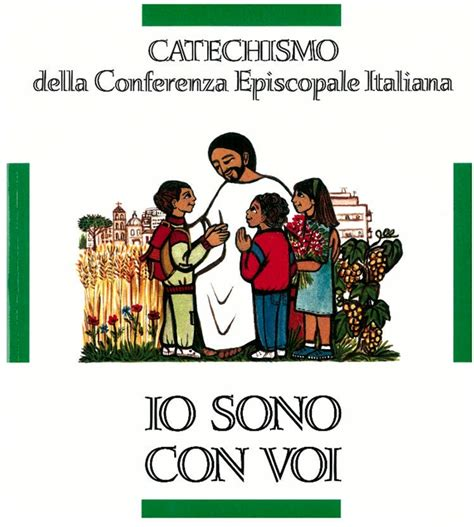 con voi testo io sono con voi conferenza episcopale italiana libro