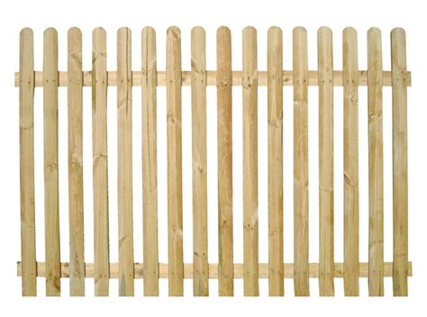 Transparent Fence | wooden picket fence transparent background
