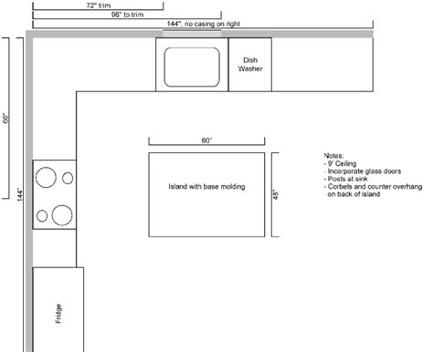 Kitchen Dimensions Pdf by Measurements Sketch Guide Cabinet Joint