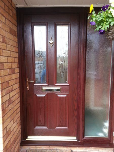 Composite Front Door Styles A Selection Of Composite Front Door Styles C Thru Windows