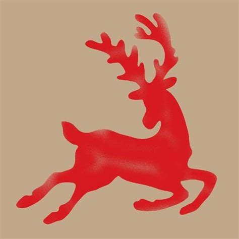 11 best christmas stencils images on pinterest christmas