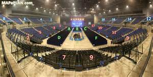 Liverpool Echo Arena Floor Plan by Liverpool Echo Arena Concert Stage View From Block 10