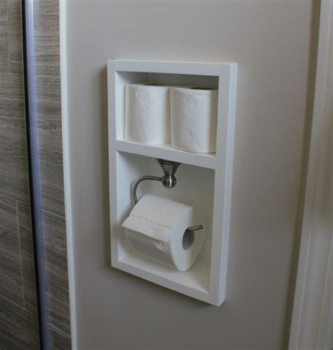 Bathroom Toilet Paper Storage Turtles And Tails Ensuite Bathroom Reno Reveal