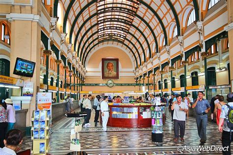 Pullman Post Office by Central Post Office In Ho Chi Minh City Ho Chi Minh
