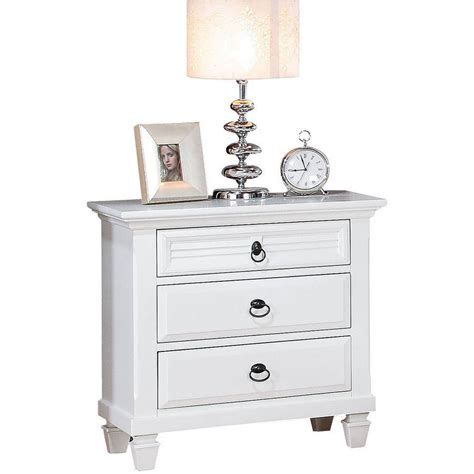 white night tables for bedroom nightstands walmart com