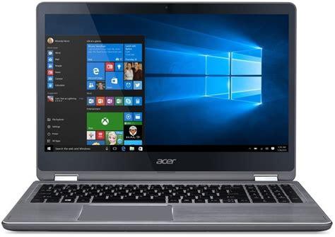 Laptop Acer Juni scherm 15 quot acer aspire convertible kan 360 graden gedraaid worden