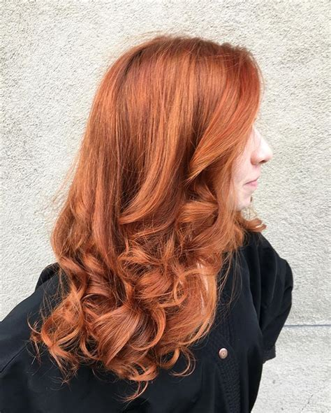 filipina artist with copper brown hair color 1000 ideas about copper balayage on pinterest balayage