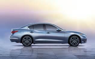 Infinity Q 50 2014 Infiniti Q50 Right Side View Photo 19