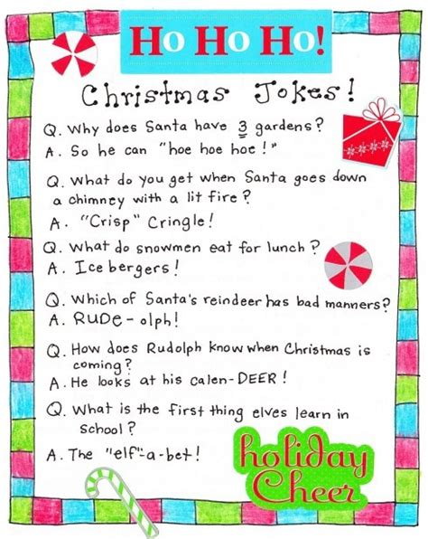 1000 ideas about christmas riddles on pinterest