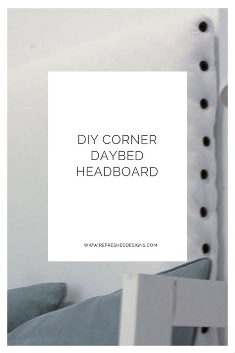 Diy Corner Headboard by Corner Headboard Affordable Corner Headboard Rooms The