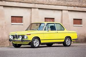 Bmw Auction 1972 Bmw 2002 Sold At Sotheby S Auction
