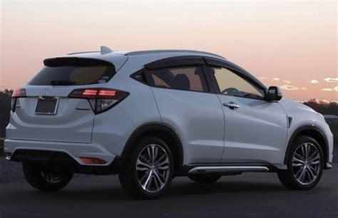 2019 Honda Hrv Rumors by 2019 Honda Hr V Exterior And Interior Review