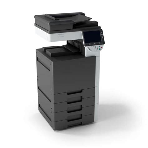 Office Copy Machines by Copy Machine 3d Model Cgtrader