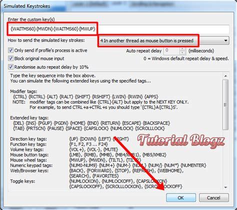 Mouse Macro Untuk Pb cara setting mouse biasa menjadi macro untuk pb garena
