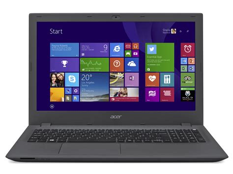 Laptop Acer Aspire E 1470 acer aspire e5 573g notebook review notebookcheck net reviews