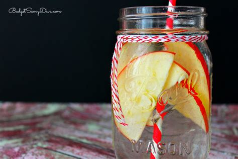 Apple And Water Detox by Apple Detox Infused Water Recipe Budget Savvy