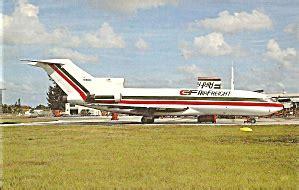 ansett air freight 727 277f vh rmx postcard cs10522
