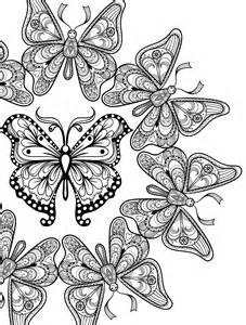 free coloring pages for adults printable 23 free printable insect animal coloring pages