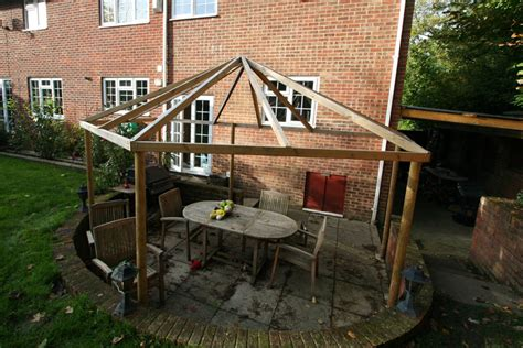 garden pergola with roof custom made roof top for garden pergola kover it