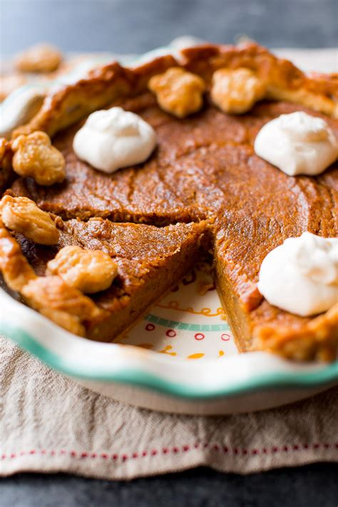 Ridiculously Simple Tip Soft Brown Sugar Always by Brown Sugar Sweet Potato Pie Sallys Baking Addiction