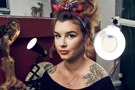 tattoo fixers uk shop tattoo fixers cast alice perrin from rumoured boyfriend