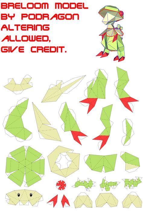 Origami Papercraft - papercraft templates easy papercraft