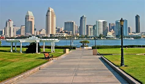 Free Detox San Diego by Free San Diego Skyline Stock Photo Freeimages