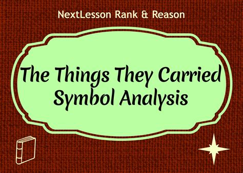 The Things They Carried Analysis Essay by Critical Essay The Things They Carried Writefiction581 Web Fc2
