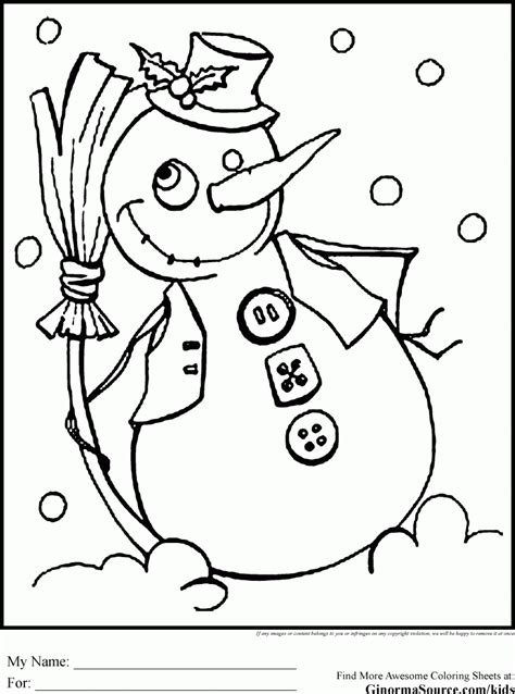 Frosty The Snowman Coloring Page Az Coloring Pages Free Printable Frosty Snowman Coloring Pages