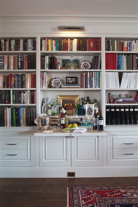 25 best images about bookshelf bar on cheap