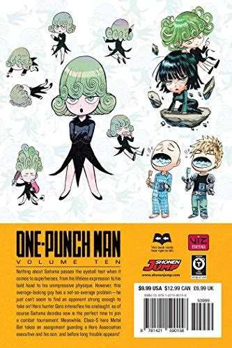 1421590158 one punch man vol anglais one punch man vol 10 import it all