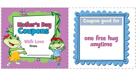 printable free hug coupons print out these coupons for male models picture