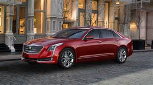 Custom Car Interior Nyc 2016 Cadillac Ct6 Order Guide Published Gm Authority