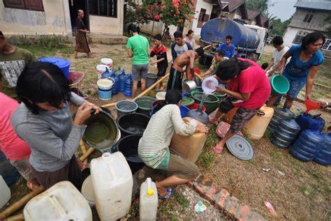 Air Di Jakarta jakarta krisis air bersih di jakarta berdak pada penurunan muka tanah