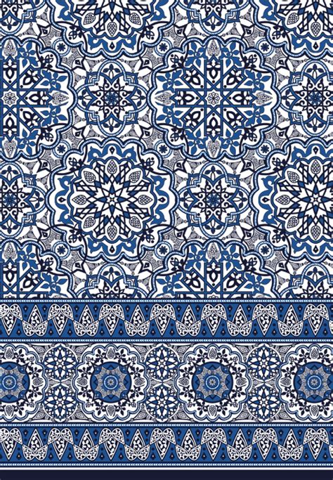 moroccan tile pattern geometric print pinterest moroccan tile border print sophia baker patterns
