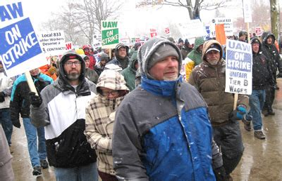 shocking uaw members will have to pay for their own divorce the militant december 7 2015 wis uaw members two