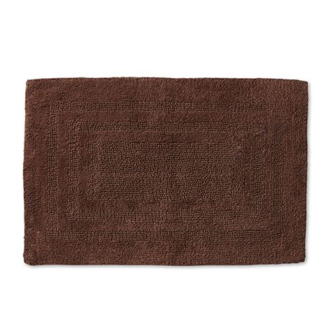 Sears Bathroom Rugs Colormate Reversible Cotton Bath Rug