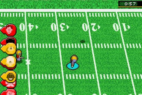 backyard football gameplay backyard football download game gamefabrique