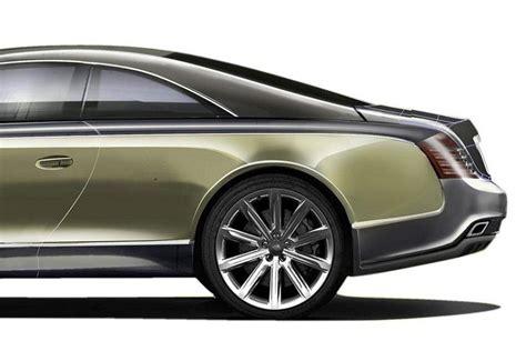 maybach coupe coming autoevolution