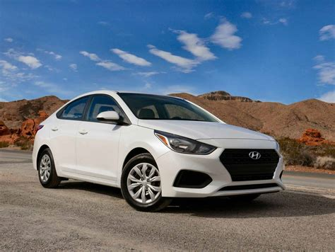 Accent Hyundai by 2018 Hyundai Accent Review And Drive Autoguide