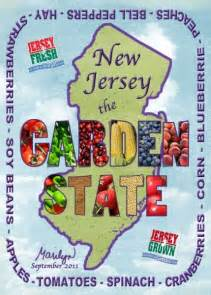 State Garden New by September Atc3 Nj The Quot Garden State Quot The Garden State