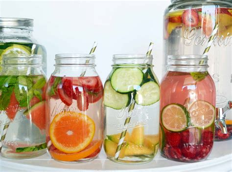 Detox In Arizona by Spa Fruit Infused Detox Water Modern Honey