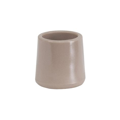 Folding Chair Foot Caps by Beige Replacement Foot Cap For Plastic Folding Chairs