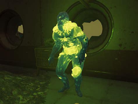 analyzing fallout 4 concept art aliens boss enemies image bloated glowing one jpg fallout wiki fandom
